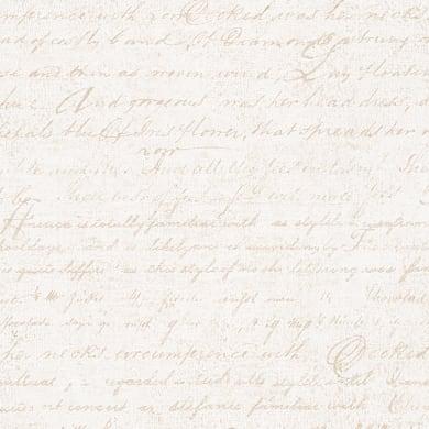 Carta da parati Calligrafia multicolor