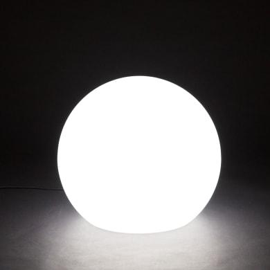 Lampadina solare Buly  , in plastica, luce bianco, 45LM IP65 NEWGARDEN