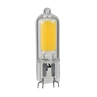 Lampadina LED, G9, Capsula, Trasparente, Luce naturale, 2W=200LM (equiv 20 W), 360° , LEXMAN