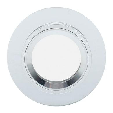 Ghiera per faretto da incasso tondo Rende  in Vetro trasparente, diam. 9 cm GU10 IP23 INSPIRE