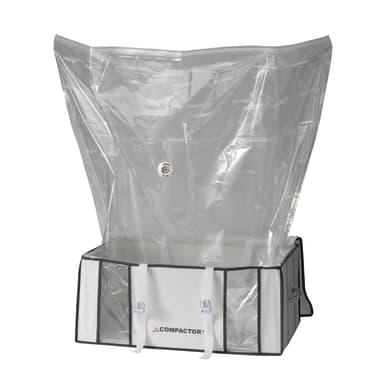 Scatola salva spazio con custodia Compactor L 65 x P 50 x H 27 cm