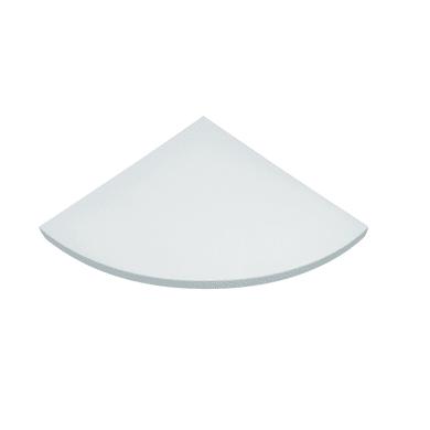 Mensola Spaceo L 35 x P 35 cm, Sp 1.8 cm bianco