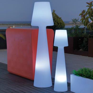 Piantana Lampada da terra/piantana H 110 cm, luce bianco , G13 IP65 NEWGARDEN