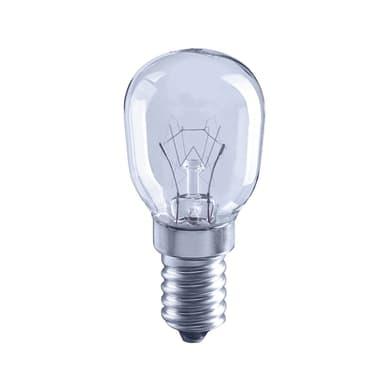 Lampadina Alogena E14 bulbo giallo 15W = 100LM (equiv 35W) 5° LEXMAN