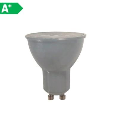 Lampadina LED GU10 riflettore bianco naturale 4W = 230LM (equiv 35W) 36° LEXMAN