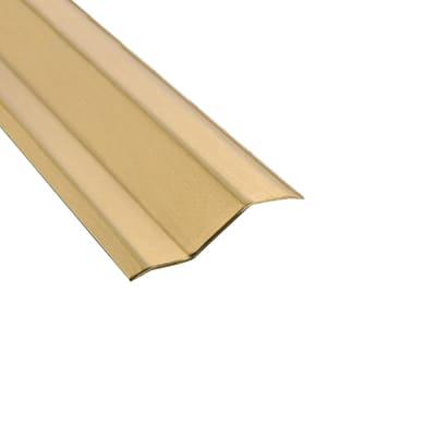 Giunto di dilatazione e frazionamento Profloor ottone 3.8 x 93 cm