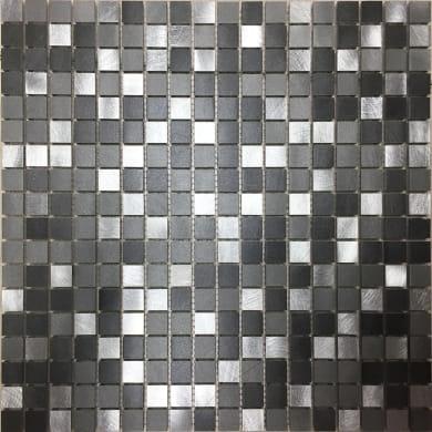 Mosaico Urban Life H 30 x L 30 cm grigio