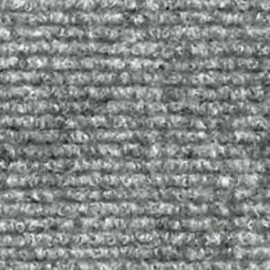 Rotolo di moquette Riva grigio L 2 m