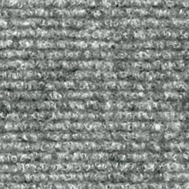 Rotolo di moquette Riva grigio L 4 m