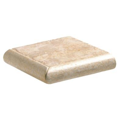 Bordo Perù Eten L 10 x H 10 cm beige