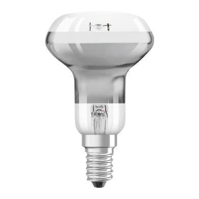 Lampadina LED, E14, Faretto, Trasparente, Luce calda, 1.6W=110LM (equiv 12 W), 60° , OSRAM
