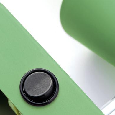Szari verde, in metallo, GU10 7W IP20 INSPIRE