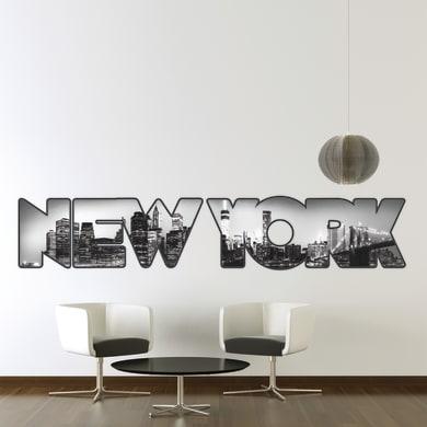 Sticker New York 200x30 cm
