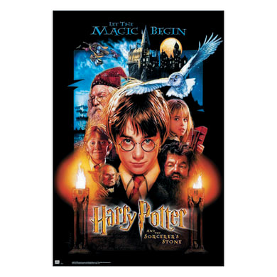 Poster Harry Potter 61x91.5 cm