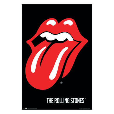 Poster Rolling Stones 61x91.5 cm