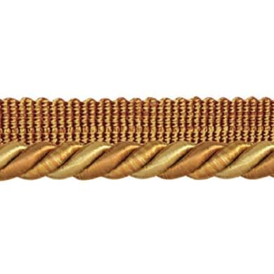 cordone con fettuccia giallo, oro Ø 0.8 cm