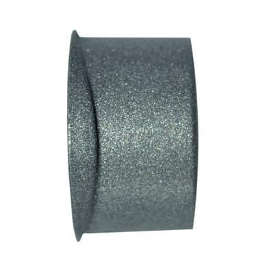 Finale per bastone Ø20mm Meteorite tappo in metallo verniciato INSPIRE Set di 2 pezzi