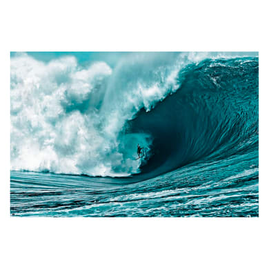 Poster The big wave 91.5x61 cm