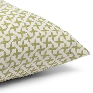Fodera per cuscino INSPIRE Cruz verde 40x40 cm
