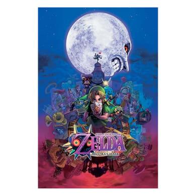 Poster Legend of Zelda II 61x91.5 cm