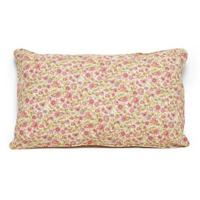 Cuscino INSPIRE Fiora rosa 30x50 cm