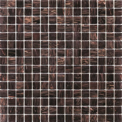 Mosaico Gold H 32.7 x L 32.7 cm viola