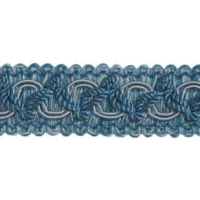 Passamaneria azzurro