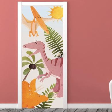 Sticker Dinosaurs 9x96 cm