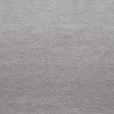 Pellicola Plastica adesiva grigio / argento 0.45x1 m