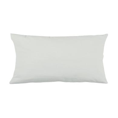 Fodera per cuscino Colorama bianco 50x30 cm