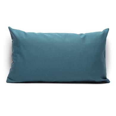 Fodera per cuscino Atollo blu 50x30 cm