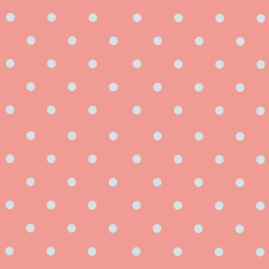 Pellicola Pois rosa 0.45x2 m