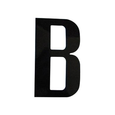 Lettera B adesivo, 3 x 2 cm