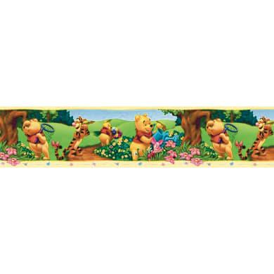 Fregio Winnie pooh multicolore 17.7 cm x 5 m