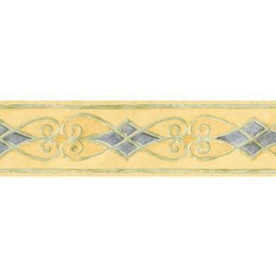 Bordo Atene giallo / dorato 10.6 cm x 5 m