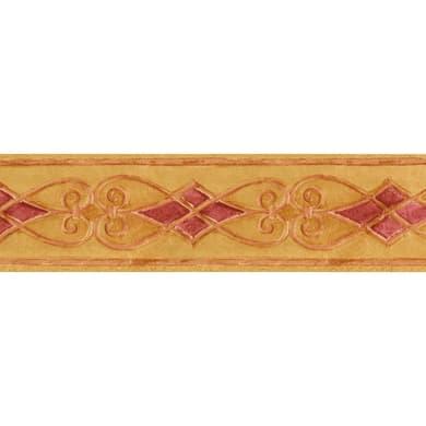Bordo Atene rosso 10.6 cm x 5 m