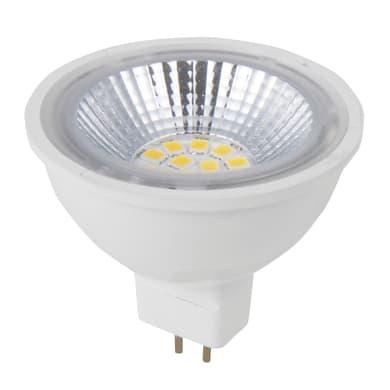 Lampadina LED GU5.3 riflettore neutro 7W = 750LM (equiv 50W) 100° LEXMAN