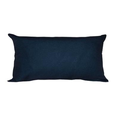 Fodera per cuscino marine blu 50x30 cm