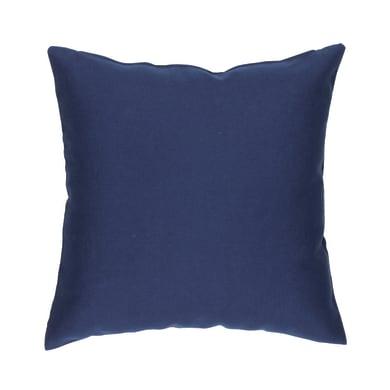 Fodera per cuscino Colorama blu 60x60 cm
