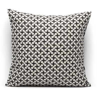 Fodera per cuscino INSPIRE Cruz nero 40x40 cm