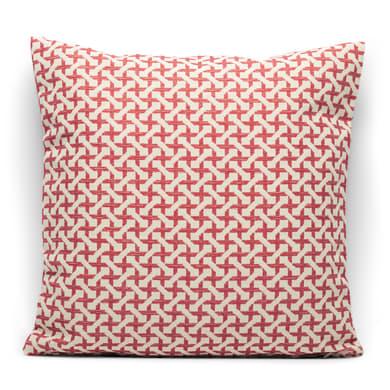 Fodera per cuscino INSPIRE Cruz rosso 40x40 cm