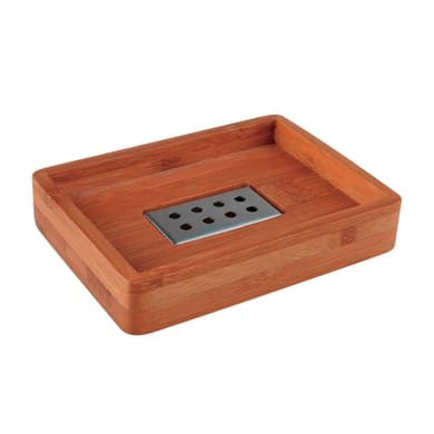 Porta sapone Holz legno chiaro