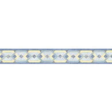 Bordo Greca marmo blu 9.6 cm x 5 m