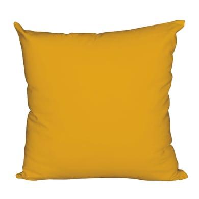 Fodera per cuscino 1 giallo 40x40 cm