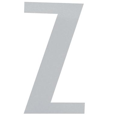 Lettera Z adesivo, 3 x 2 cm