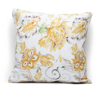 Fodera per cuscino IRINA giallo 60x60 cm
