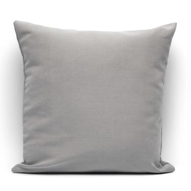 Fodera per cuscino Kazoo grigio 40x40 cm