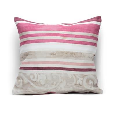 Fodera per cuscino KILAM rosa 60x60 cm
