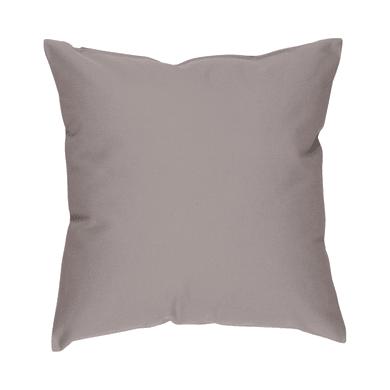 Fodera per cuscino Marrone tortora 40x40 cm