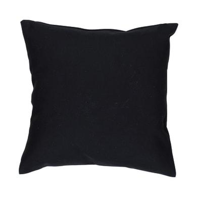 Fodera per cuscino Colorama nero 40x40 cm